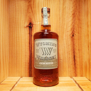 Wyoming Whiskey Outryder 750ml