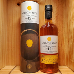 Yellow Spot 12 year 750ml