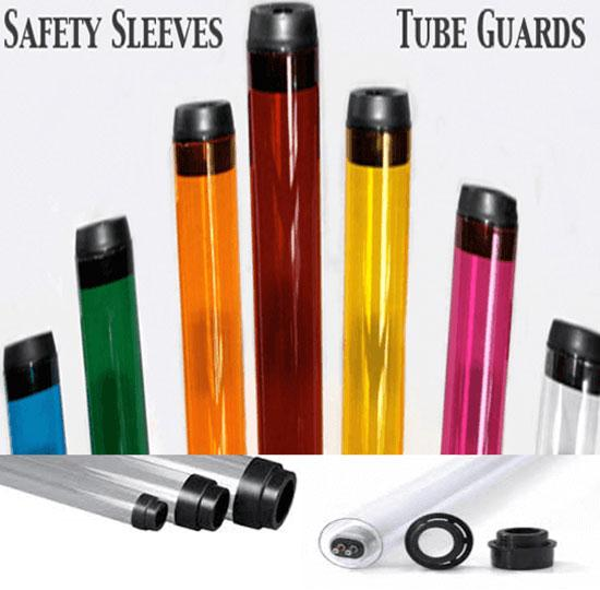 Fluorescent Tube Guards