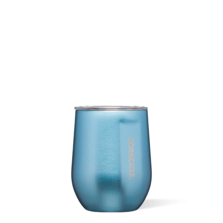 12oz Stemless Wine Tumbler in Moonstone by Corkcicle