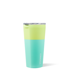 16 oz Tumbler in Limeade by Corkcicle
