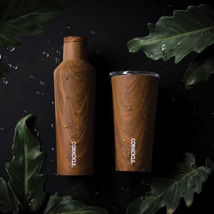 25 oz Canteen in Walnut by Corkcicle