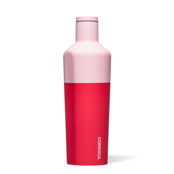 25 oz Canteen in Shortcake Colorblock by Corkcicle