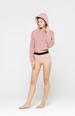 Load image into Gallery viewer, Blossom - Cropped Hoodie