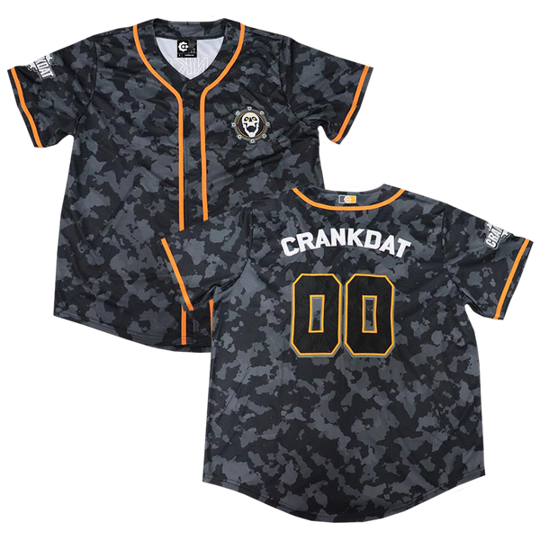 CRANKDAT EMBROIDERED JERSEY