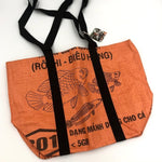 Load image into Gallery viewer, Eco Zip Tote Bag