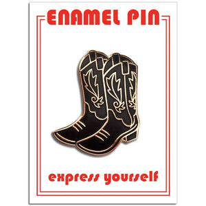 Boots Pin