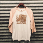 Load image into Gallery viewer, Texturescape Baseball Tee