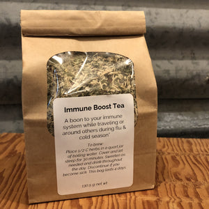 Immune Boost Tea