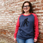 Load image into Gallery viewer, Squatch Color Block Crewneck