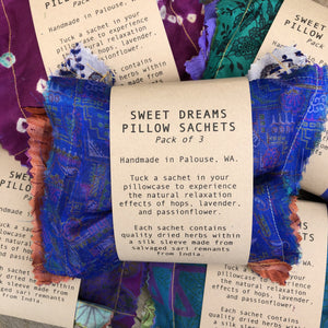 Sweet Dreams Pillow Sachets