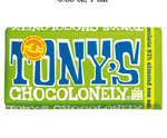 Load image into Gallery viewer, Tony's Dark Almond Sea Salt Chocolate Bar