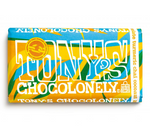 Load image into Gallery viewer, Tony's White Turmeric Chai Coconut Chocolate Bar