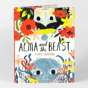 Alma and the Beast Book