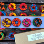 Load image into Gallery viewer, Donut Crayons Set