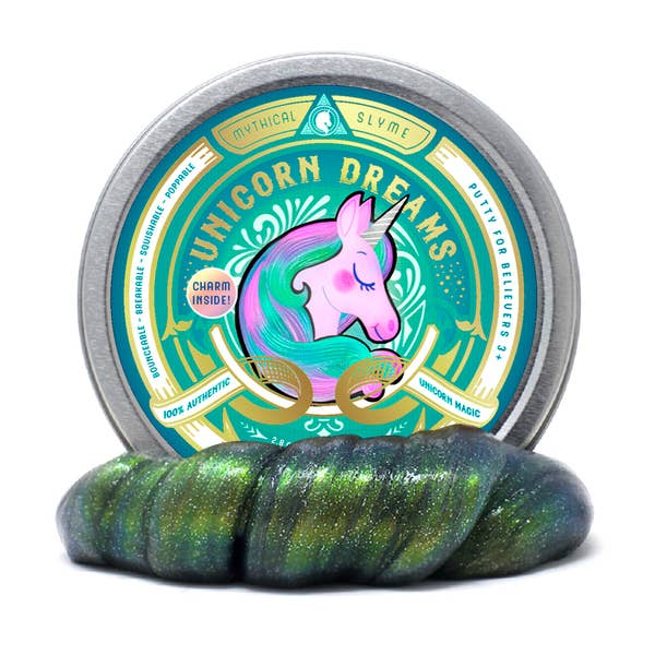 Unicorn Dreams Play Putty