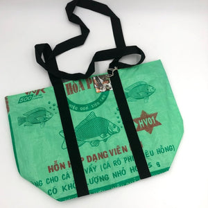 Eco Zip Tote Bag