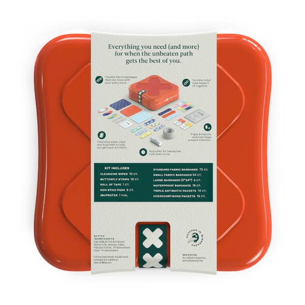 Excursion First Aid Kit