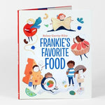 Load image into Gallery viewer, Frankie's Favorite Food Book