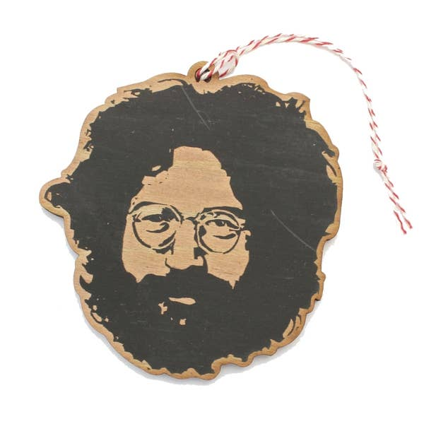 Jerry Garcia Ornament