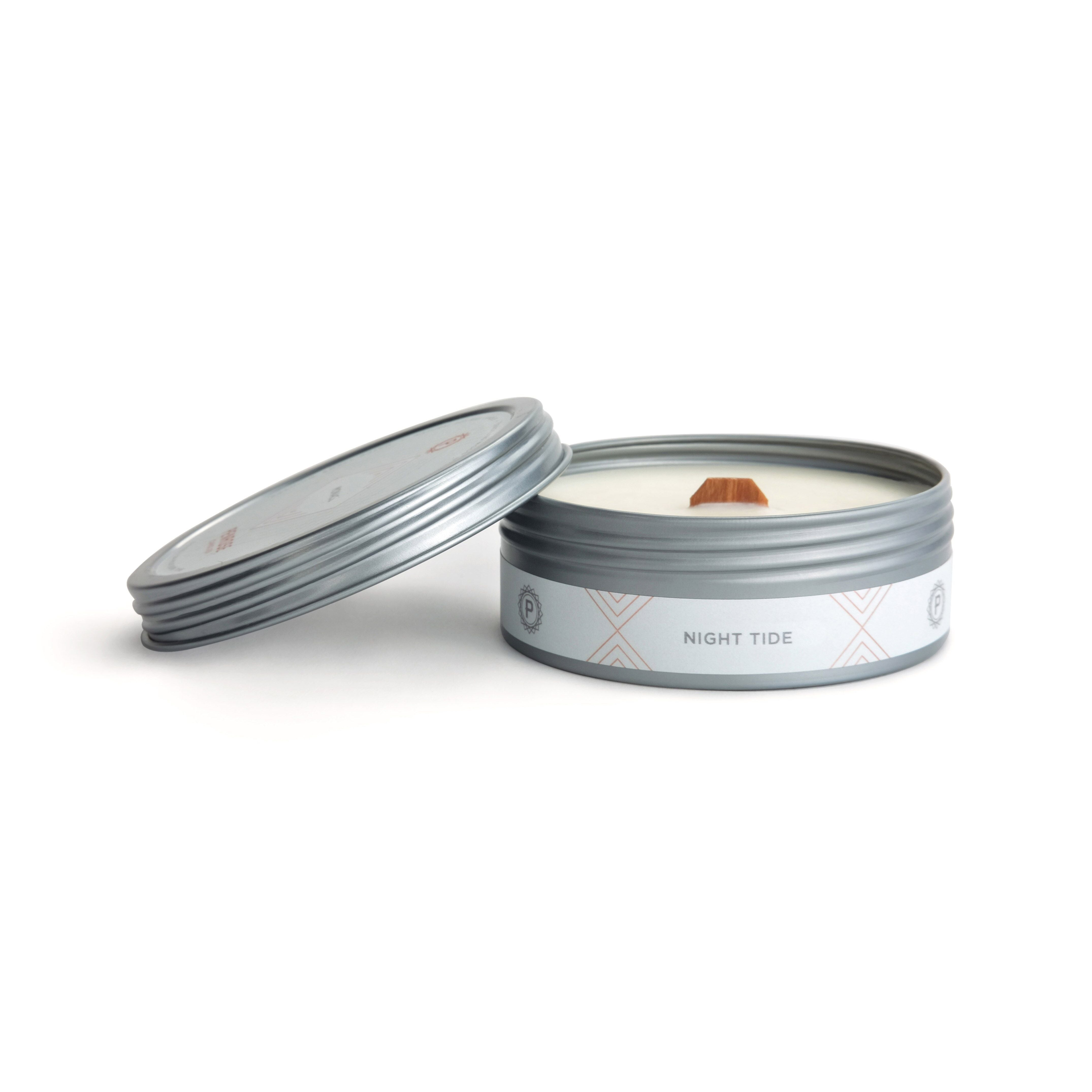 Night Tide Travel Candle