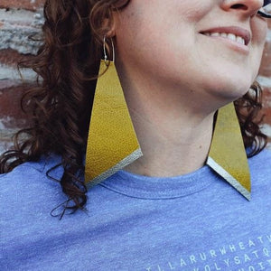 Texas Maize Earrings