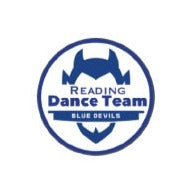 18mm Reading Dance Team snap with Blue Devil