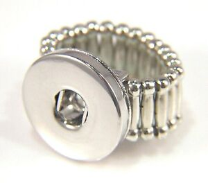Stretch Ring for 18mm Snaps