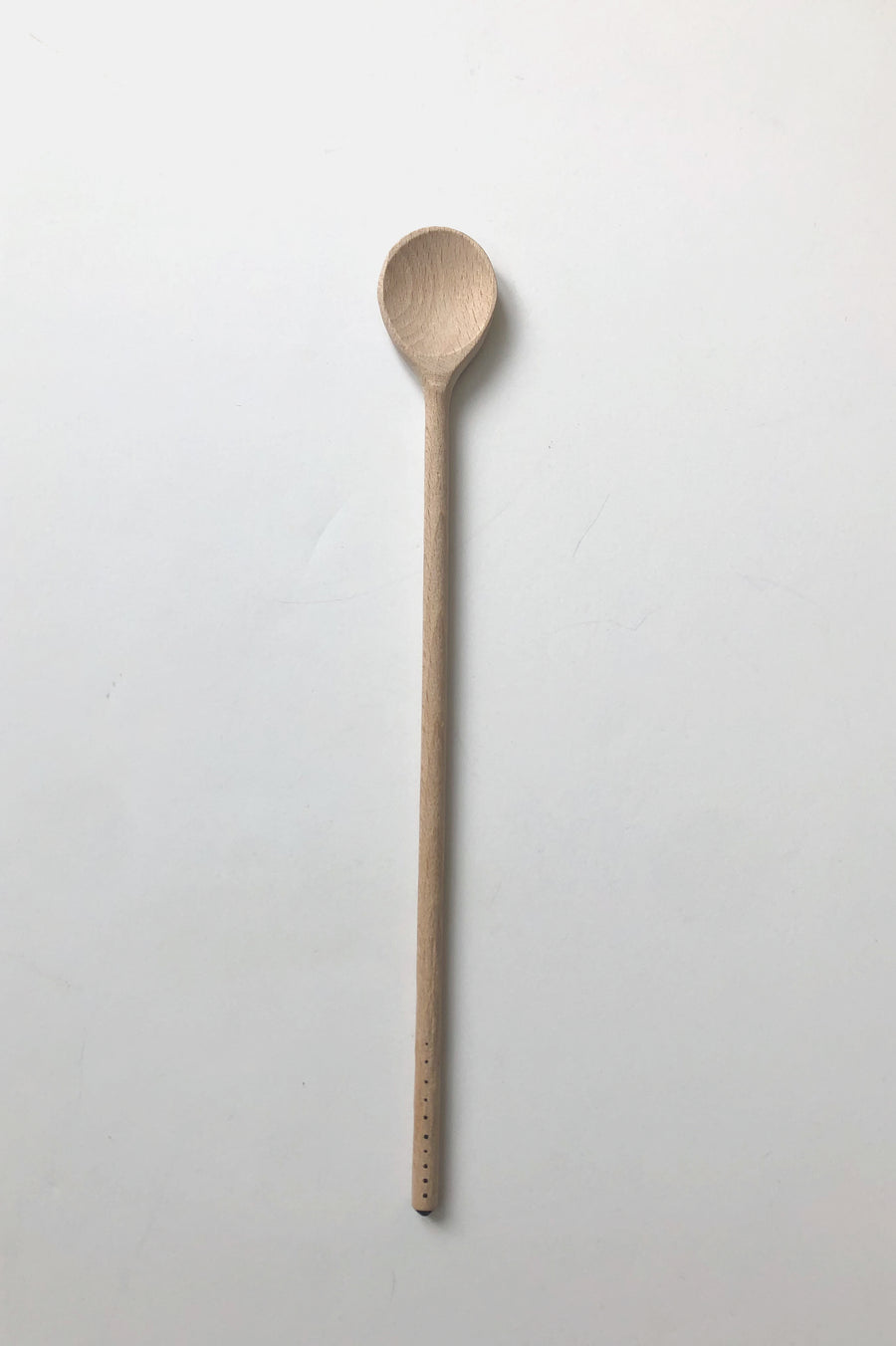 Traditional Polish Wooden Spoon - 11.5