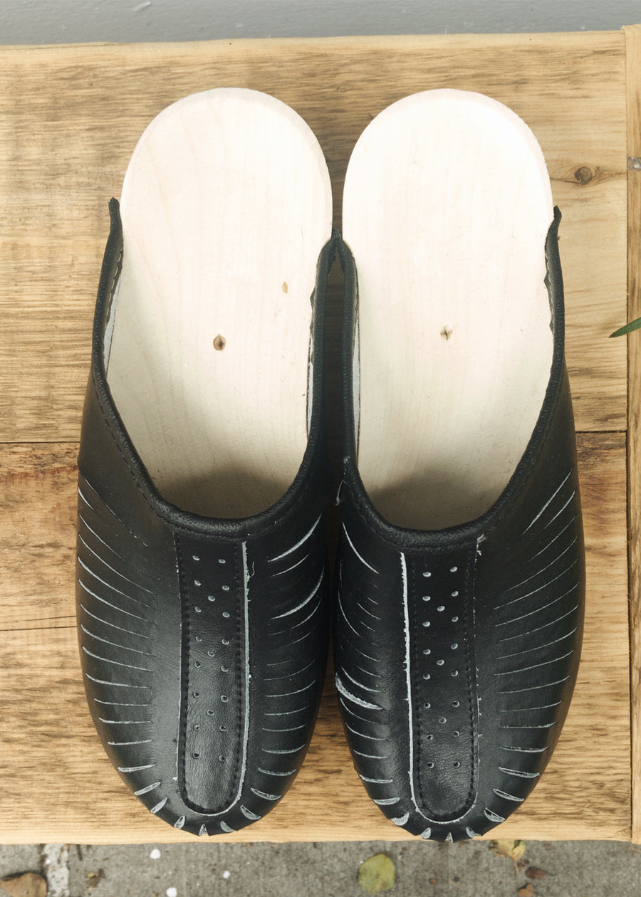 Clogs - Black