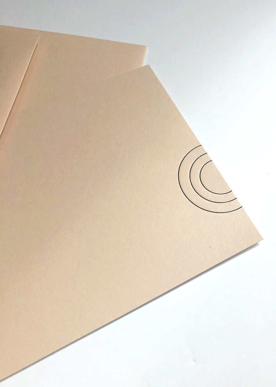 Notecards - Circles