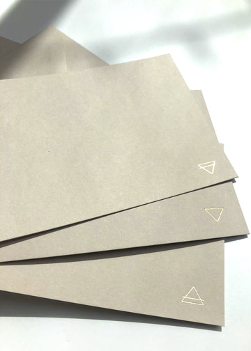 Notecards - Triangles