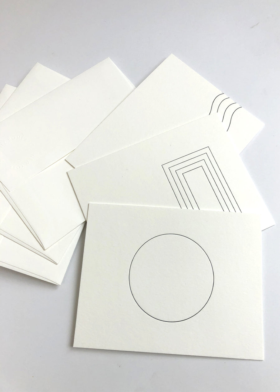 Notecards - White