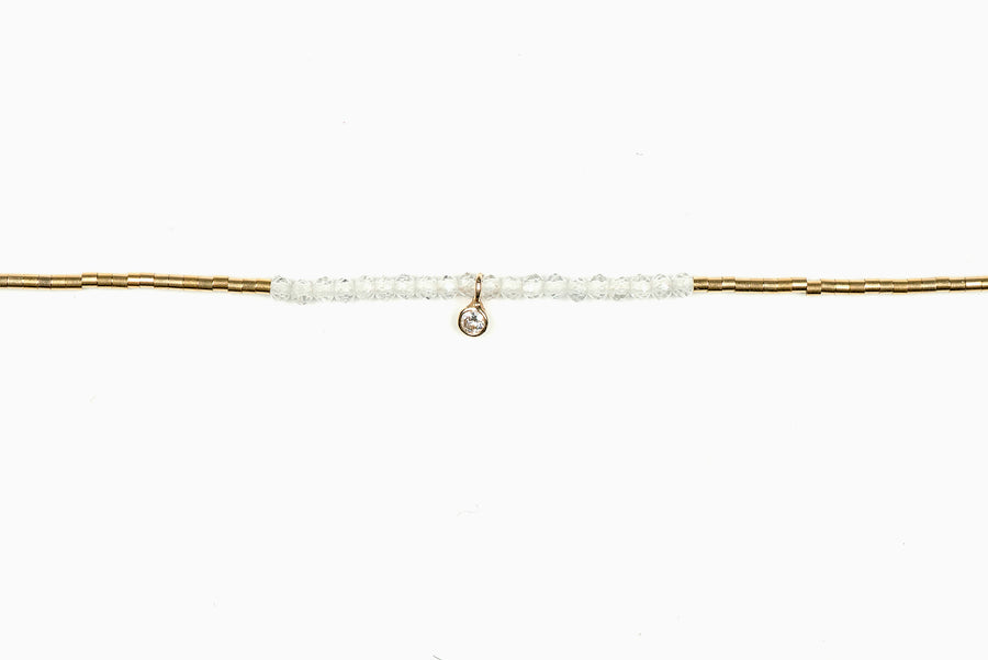 Drift 14K Diamond Bracelet