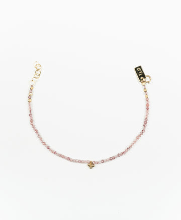 Drift Strawberry Quartz Bracelet