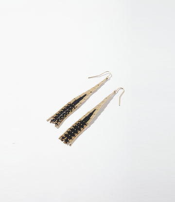 Dune Pyramid Earrings