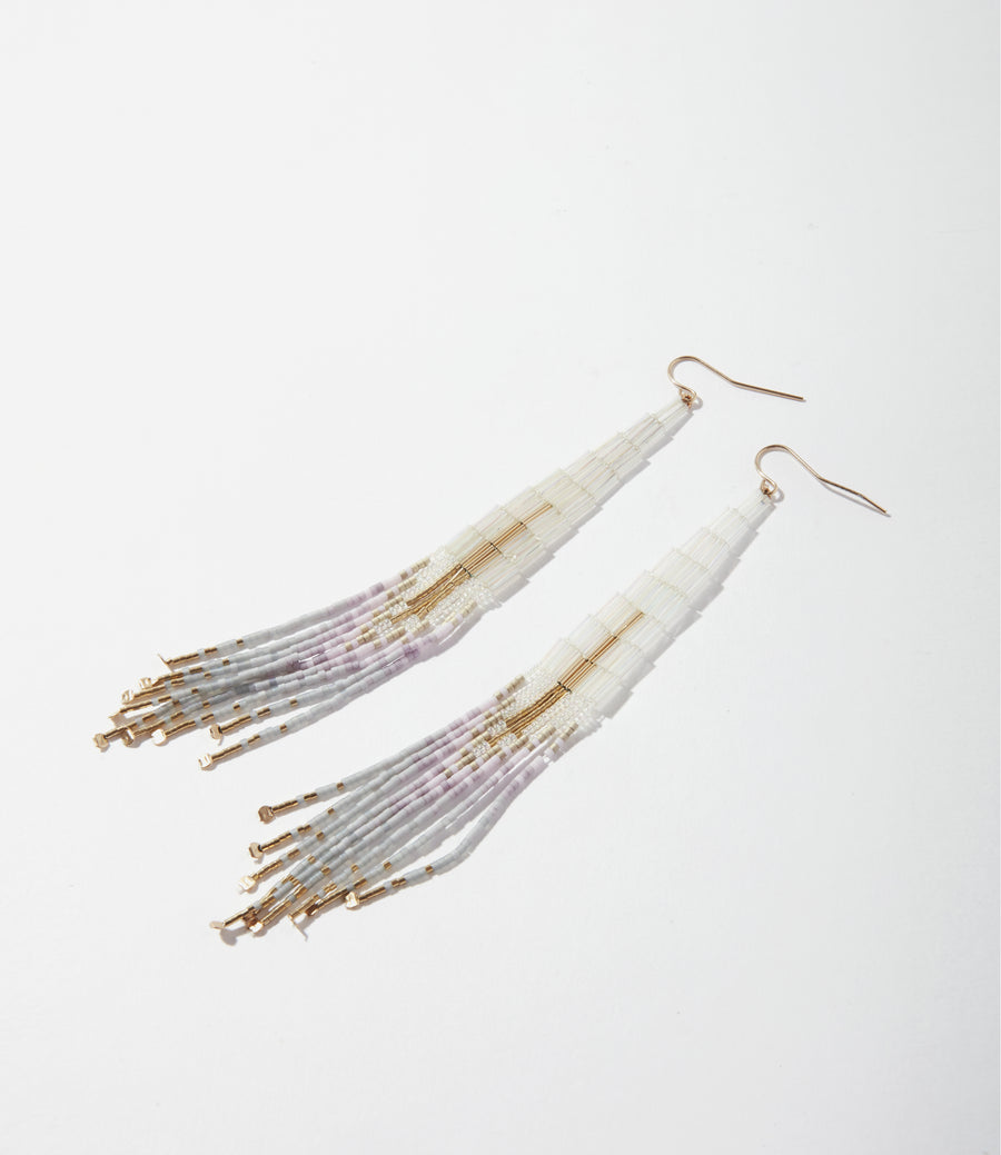 Storm Ghost Earrings