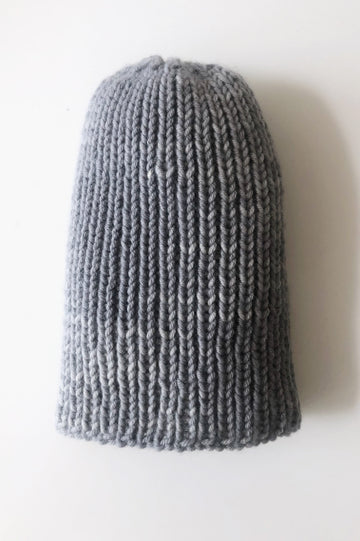 ïLD Cashmere Hand Knitted Beanie