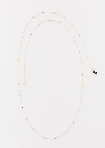 Eclipse Necklace Long Even