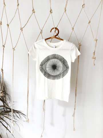 EYE T-SHIRT BLACK
