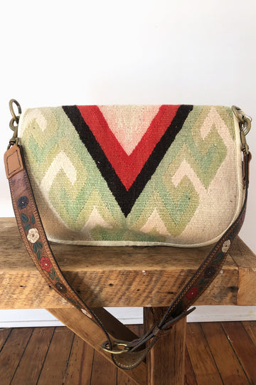 Totem Salvaged Large Cross Body Bag