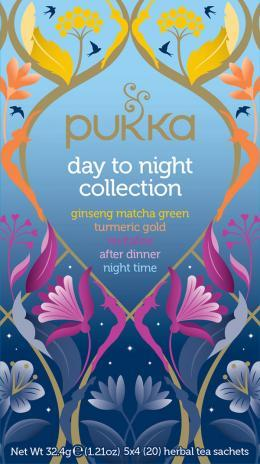 Day to Night Collection te sampak - øko - Buump