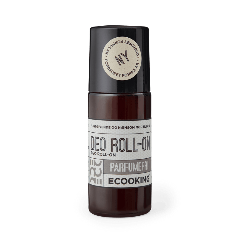 Ecooking deo roll-on, parfumefri 50 ML - Buump.com