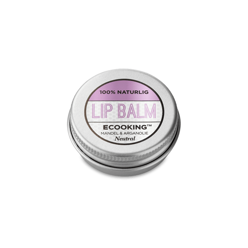 Ecooking lip balm, neutral 15 ML - Buump.com