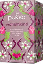 Womankind tea - øko - Buump