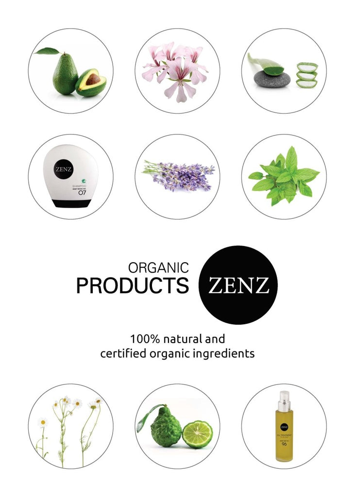 Zenz Oil Treatment Pure 100 ML - Buump