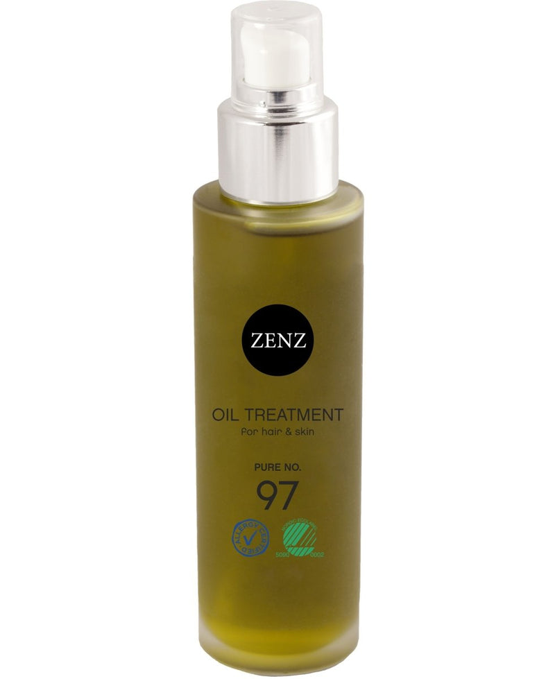 Zenz Oil Treatment Pure 100 ML - Buump.com