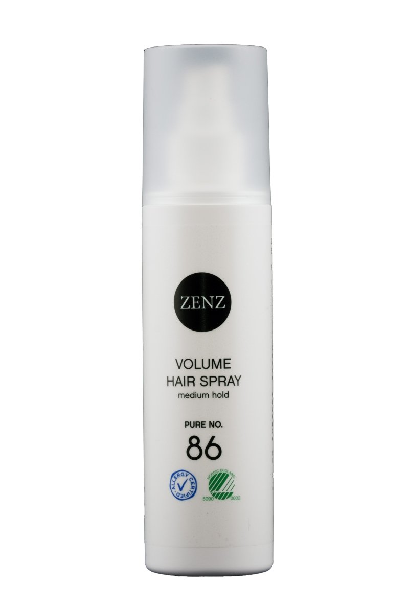 Zenz Volume Hair Spray medium hold 200 ML - Buump.com