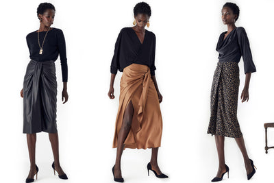 How to wear a Maxi/Midi Skirt for achieving a Chic Look
