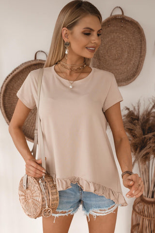 https://cxrr3n86bfhotvz3-32572866605.shopifypreview.com/collections/t-shirts/products/beige-summer-top-t-shirt-with-ruffle-hem